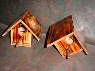 Bird Houses - Casitas para Aves