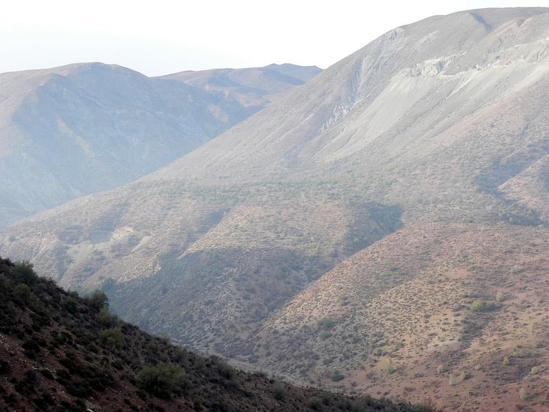 Cajon del Zaino /Zaino Canion